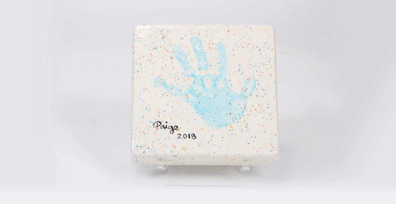 Celebration Handprint